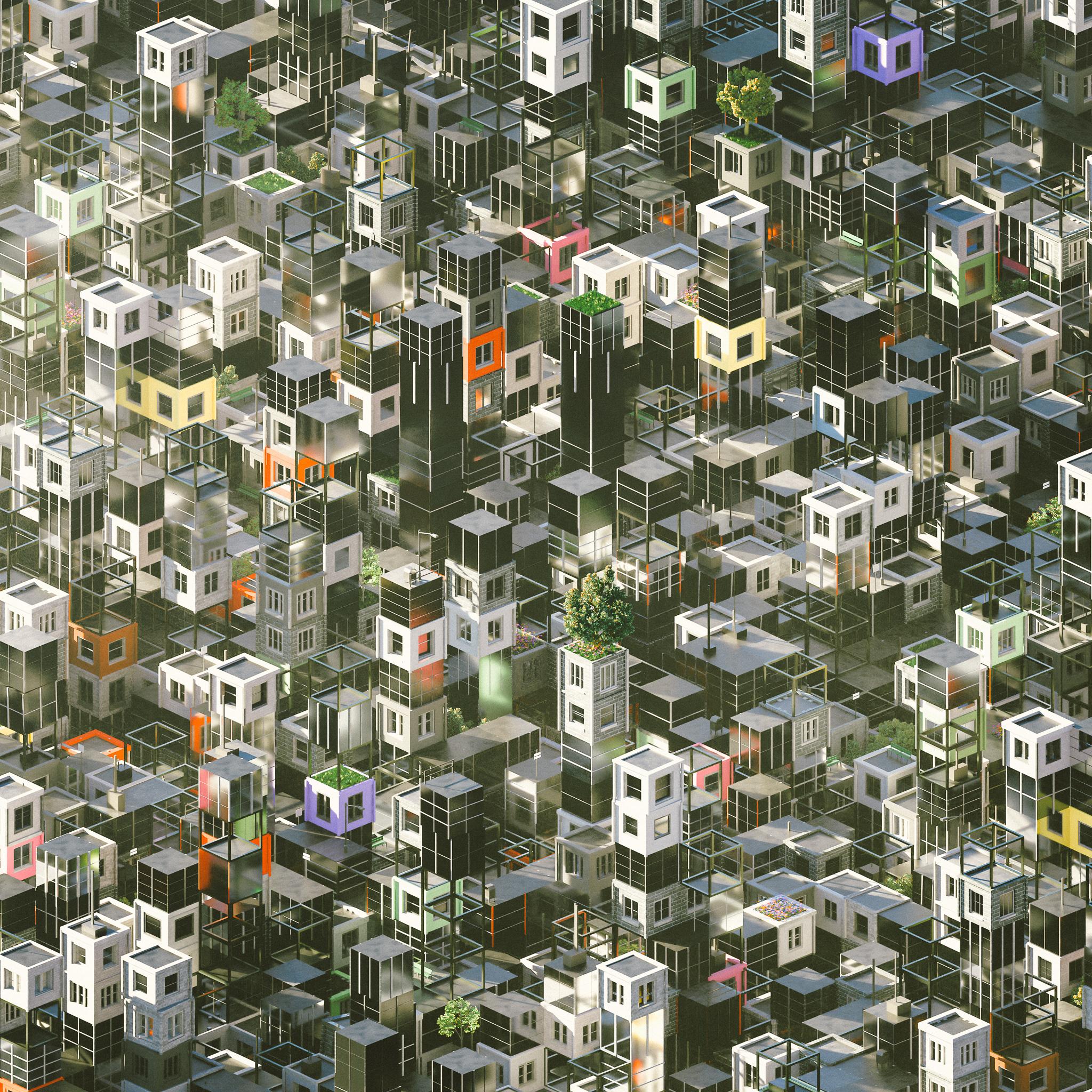 City parts